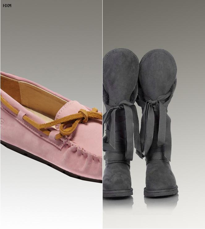 botas de mujer ugg en el corte ingles