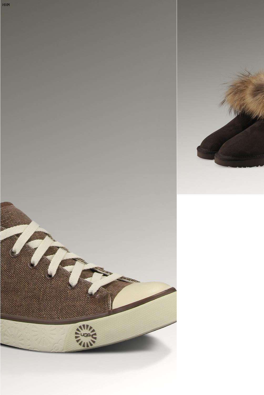 botas de pelo mujer ugg