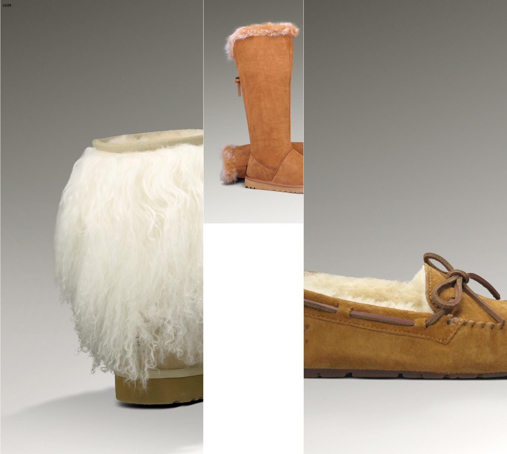 botas de peluche ugg