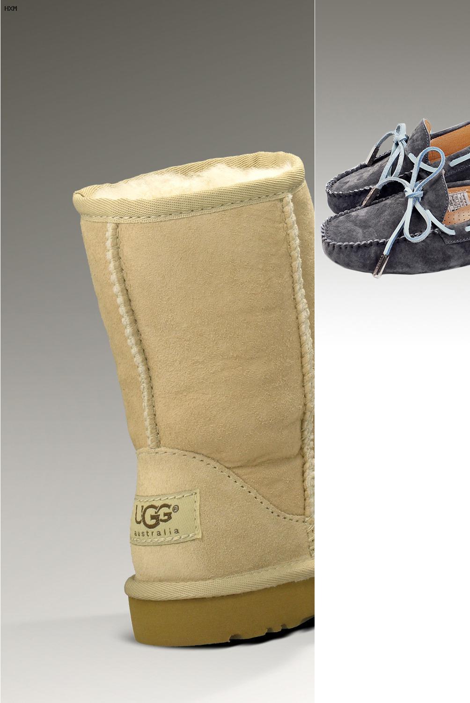botas ugg sirven para nieve
