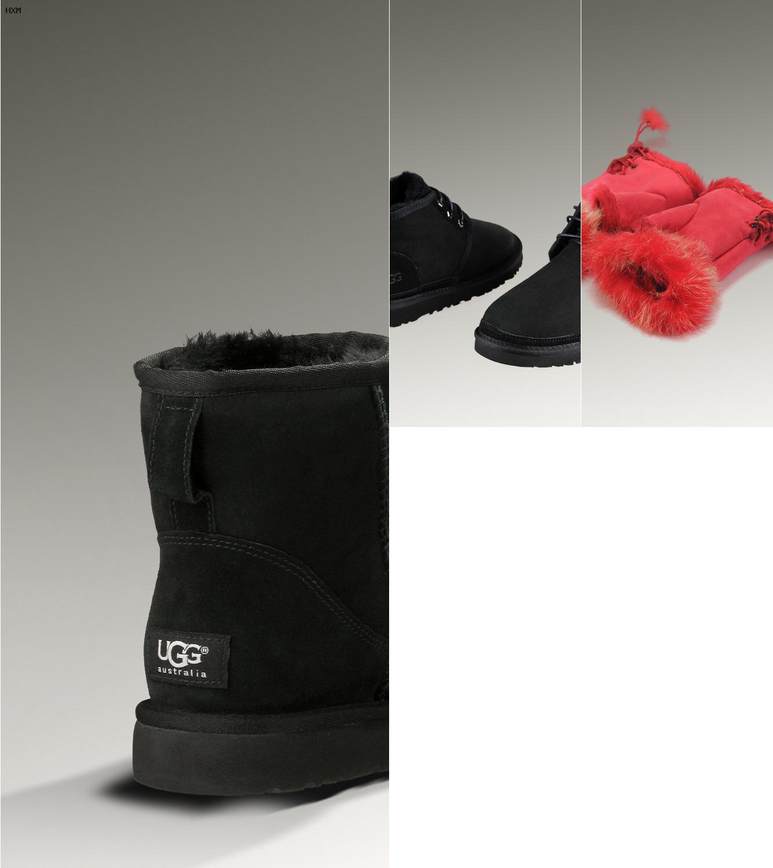 modelos de botas ugg mujer