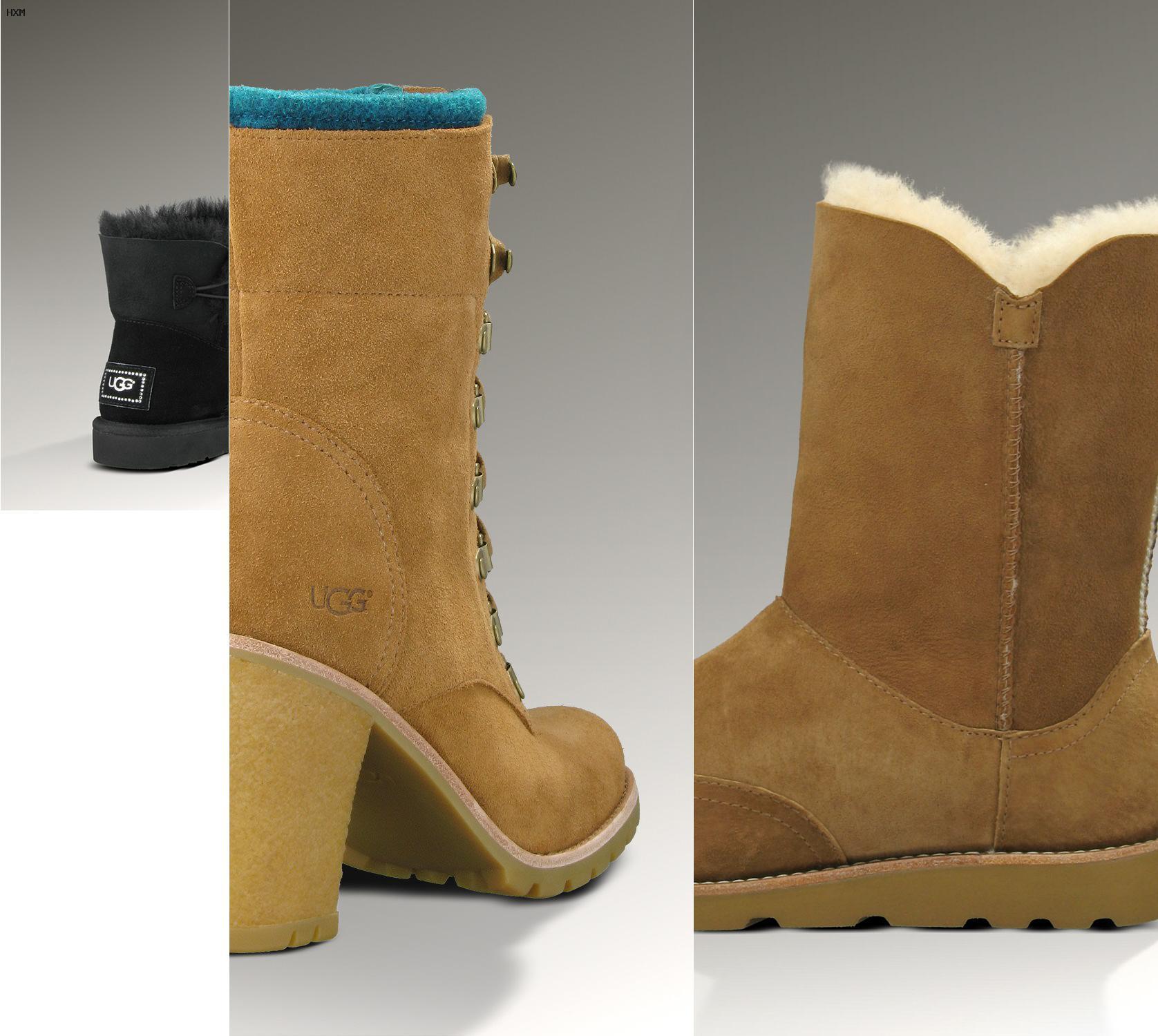 modelos de botas ugg