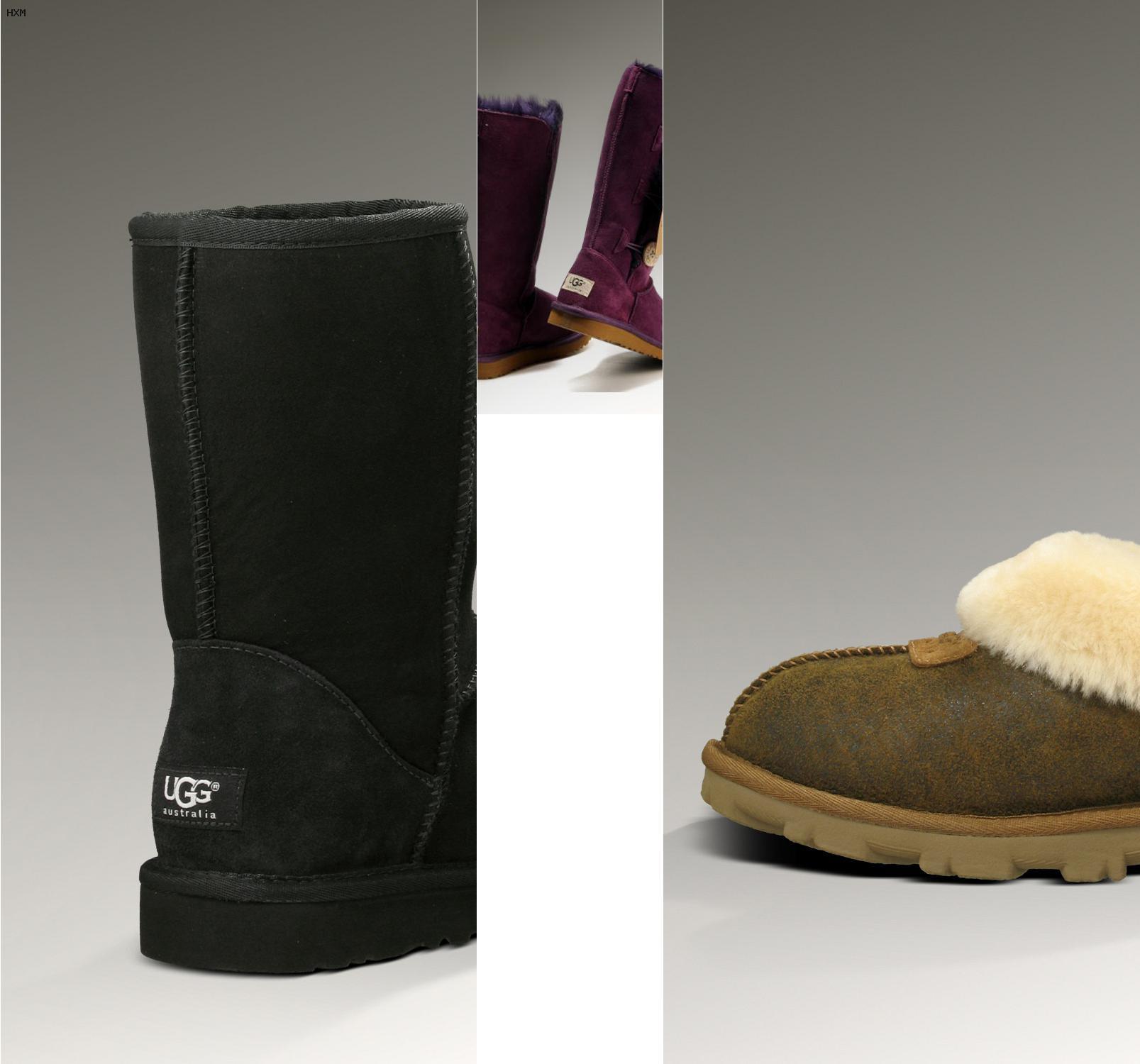 ugg black niels ii ankle boot